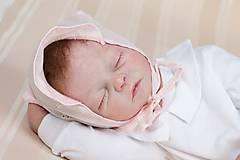 Detské čiapky - Letní čepička...Kačenka... - 9182515_