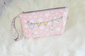 Detské tašky - Taštička na hračky/kozmetiku - 9183909_