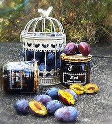 Potraviny - Med a sušené švestky - 9186086_
