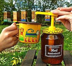 Potraviny - Lesní med s pumpičkou - 9186243_