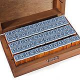 Pomôcky/Nástroje - Krabička s pečiatkami - 9186060_