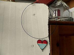 Náhrdelníky - Nežnôstky z čarovnej krabice - 9183442_