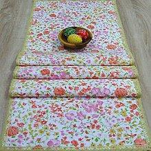 Úžitkový textil - Jarná nálada - stredový obrus(2) (140 cm x 41 cm) - 9185344_