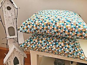 Úžitkový textil - VANKUŠE, OBLIEČKY - 9182916_