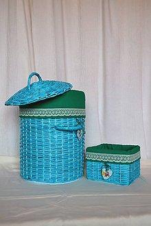 Košíky - Set do detskej izby BALI - 9184559_