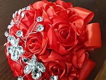 Dekorácie - Gratulačná kytica - 9190475_