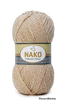 Galantéria - Nako Natural Bebe - 1535 béžová - 9188822_