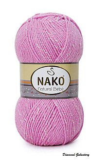 Galantéria - Nako Natural Bebe - 10312 orgovánová - 9188895_
