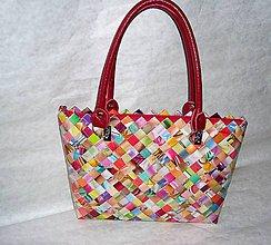 Veľké tašky - Letná ecoist kabelka - 9189057_