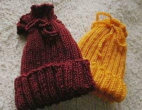 Detské čiapky - Dvojka - 9187870_
