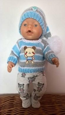 Hračky - Macinko  oblečenie pre bábiku - 9188382_