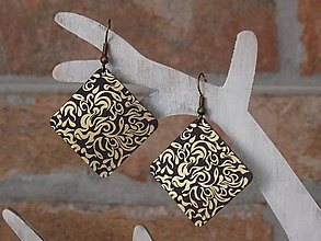Náušnice - Náušnice - Ornament - 9187140_