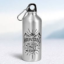 Nádoby - Turistická fľaša - 9186706_