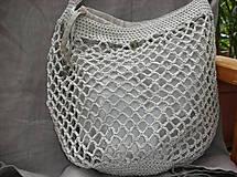 Nákupné tašky - Retro sieťovka - 9187103_