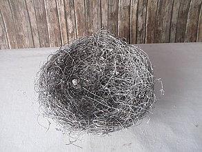 Polotovary - Prútené hniezdo - 9188973_