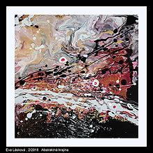 Obrazy - Abstraktná krajina - 9187518_