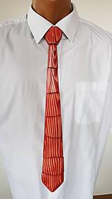 Iné doplnky - Drevená kravata-smrek - 9187862_