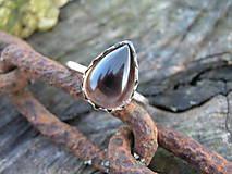 - Strieborny prsteň Ag 925 Zahneda - 9187011_