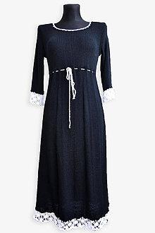 Šaty - Dlhé šaty - 9190123_