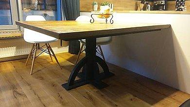Nábytok - Stôl do jedalne - 9186901_