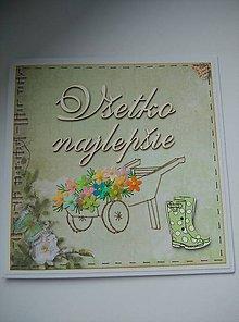 Papiernictvo - Všetko najlepšie - 9193707_