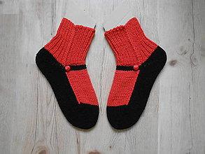 Obuv - Baleríno ponožky Vlasta - 9191501_