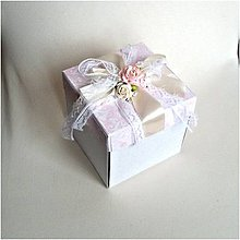 Papiernictvo - Krabicka na peniaze - 9191162_