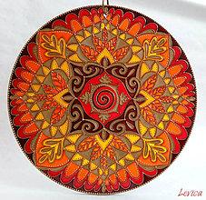 Dekorácie - Mandala.. Láska, Sila, Energia - 9192644_