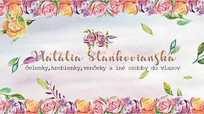 Grafika - VIZITKA (NATÁLIA) - 9195009_