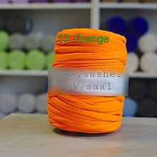 Úžitkový textil - Koberec (Oranžová) - 9195716_