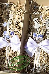 Šaty - Svadobné poháre - 9193889_