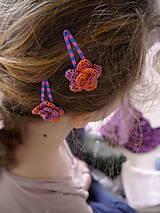 Ozdoby do vlasov - Sponky do vlasov - 9195764_