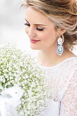 Sady šperkov - Svadobný folkový set - 9194842_