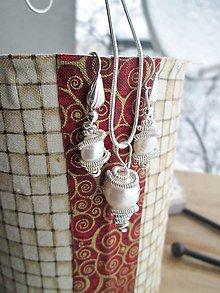 Sady šperkov - jemná perla - 9190919_