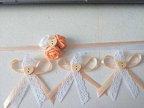 Pierka - marhuľkové svadobné pierka - 9197120_