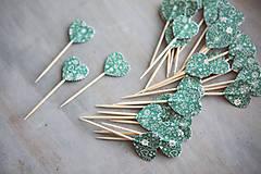 Dekorácie - Candy bar - napichovátka (zápich) - 9200211_