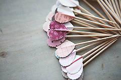 Dekorácie - Candy bar - napichovátka (zápich) - 9200237_