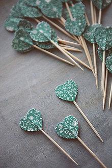 Dekorácie - Candy bar - napichovátka (zápich) - 9200210_