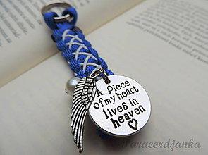 Kľúčenky - Pre anjelské duše. - 9197663_