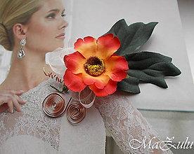 Pierka - svadobné pierko pre ženícha - 9196802_