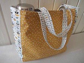 Nákupné tašky - Bavlnené tašky (Taška do ruky) - 9201500_