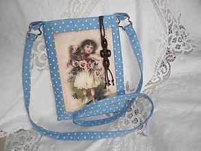 Detské tašky - Kabelka pre dievčatko - 9196141_