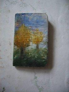 Papiernictvo - zápisník - Jeseň - 9197154_
