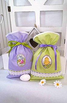 Úžitkový textil - Vrecúška pre malých šibačov.. - 9197672_