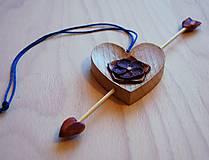 Dekorácie - Dekorácia z dreva - Priamy zásah do srdca :-) - 9199498_