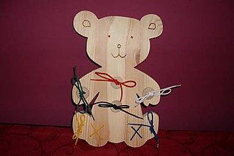 Hračky - interaktívny medvedík 1 - 9197807_