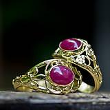 Prstene - Deliciae finita vindemia - 9204734_