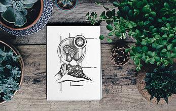 Kresby - Návrh na tetovanie - 9205189_