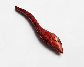 Ozdoby do vlasov - Drevená ihlica do vlasov - 9202939_