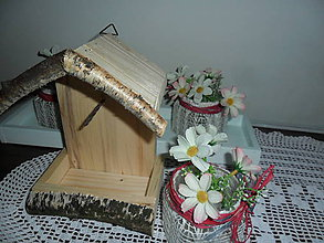 Pre zvieratká - Krmitko pre vtáčiky - 9204084_